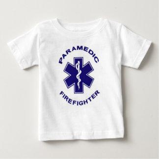 Firefighter Paramedic Baby T-Shirt
