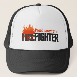 Firefighter Parent hat - choose color