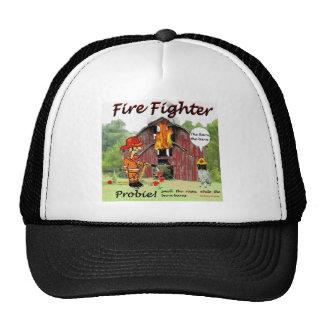 Firefighter Probie Trucker Hat