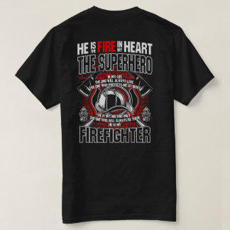Firefighter  Rescue T Shirt