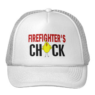 Firefighter's Chick Mesh Hat