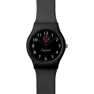 Firefighter Signature Watch