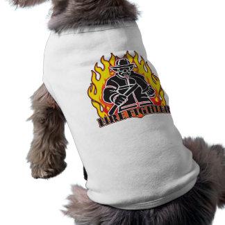 Firefighter Silhouette Shirt