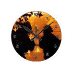 Firefighter Team Clocks
