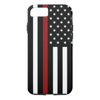 Firefighter Thin Red Line iPhone Case 6/6s