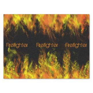 Firefighter Tissue Paper