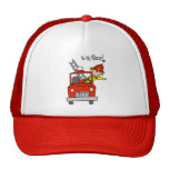 Firefighter to the Rescue T-shirts and Gifts Trucker Hat