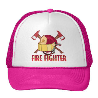Firefighter Tribute Hat