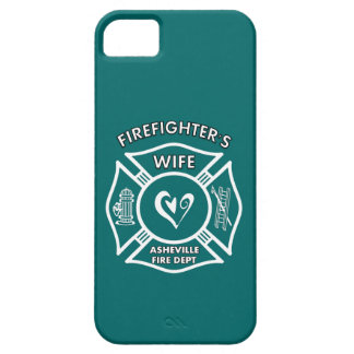 Firefighter Wives of Asheville Fire Dept iPhone 5 Cases
