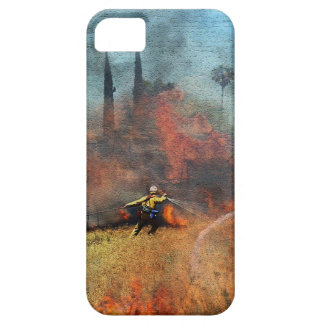 Firefighters are our true heroes iPhone 5 cases