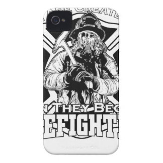 Firefighters design iPhone 4 covers