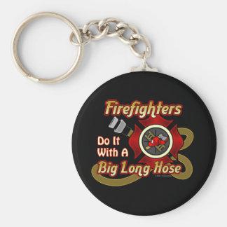 FireFighters Do It... Keychain