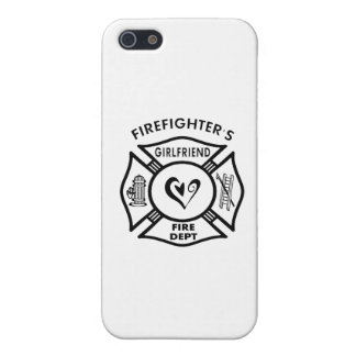 Firefighters Girlfriend iPhone 5/5S Cases