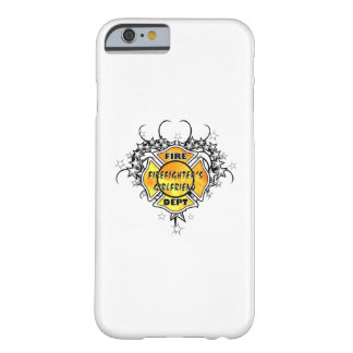 Firefighters Girlfriend Tattoo Barely There iPhone 6 Case