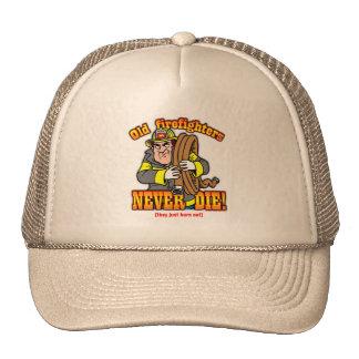 Firefighters Trucker Hats