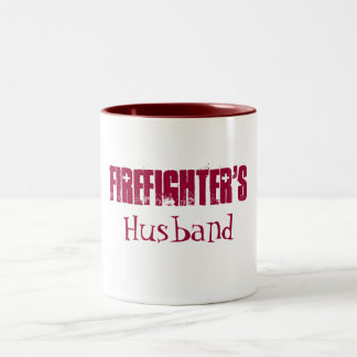 Firefighter's, Husband Mug