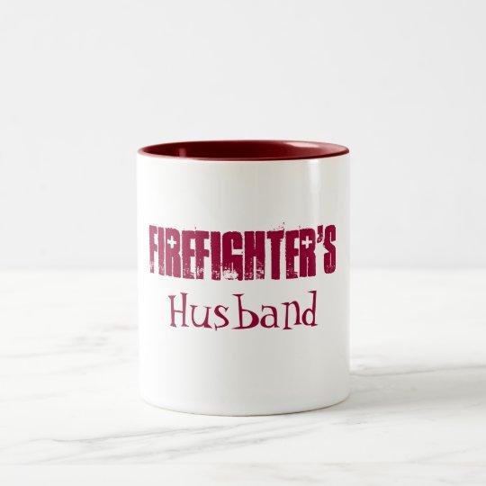 Firefighter's, Husband Mug