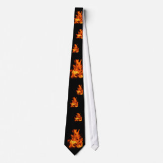 Firefighters tie