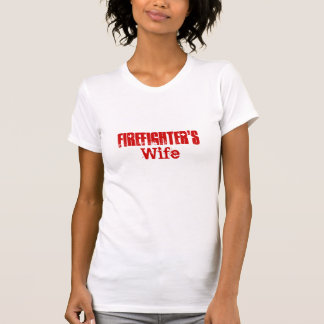 Firefighter's, Wife T-Shirt