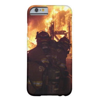 Firefighting Structure Fire Barely There iPhone 6 Case