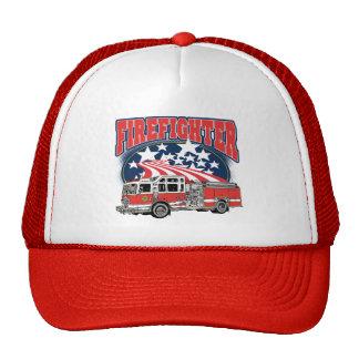 Firefighting Truck Hat