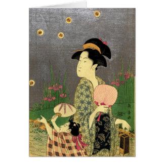 Fireflies 1793 card