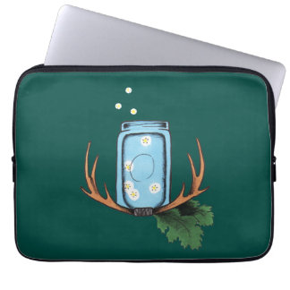 Fireflies Laptop Computer Sleeve