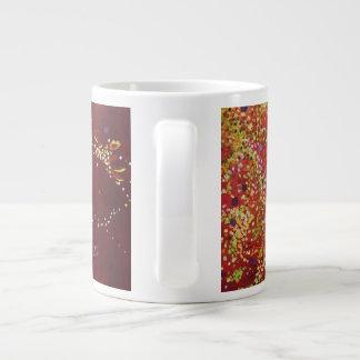Fireflies Large Coffee Mug