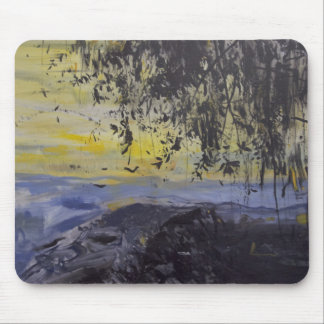 Fireflies Nocturne Lucca 2014 Mouse Pad