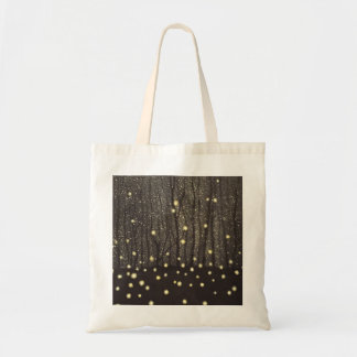 Firefly Forrest Tote Bag