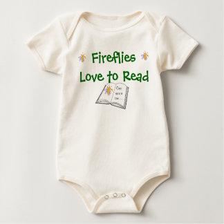 Firefly Infant Baby Bodysuit