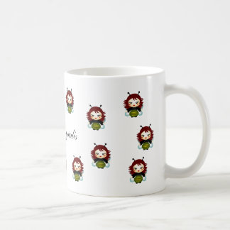 Firefly Photinus pyralis Coffee Mug