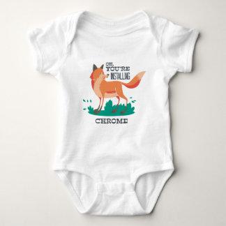 Firefox Baby Bodysuit