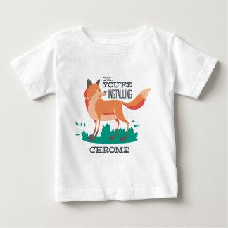 Firefox Baby T-Shirt