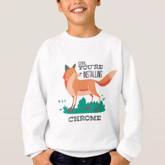 Firefox Sweatshirt