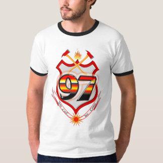 fireman #97 T-Shirt