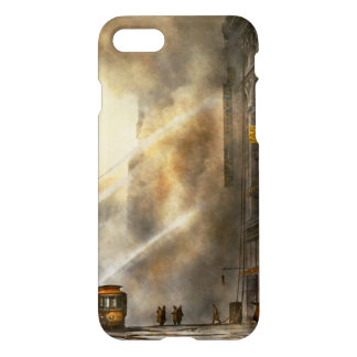 Fireman - Brooklyn NY - Surprise 1909 iPhone 7 Case