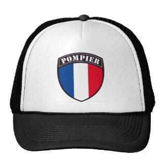 fireman France Trucker Hat
