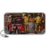 Fireman - Metuchen Fire Department Mp3 Speakers