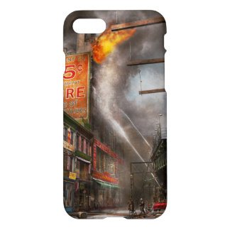 Fireman - New York NY - Show me a sign 1916 iPhone 7 Case