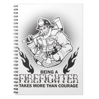 Fireman Notebooks