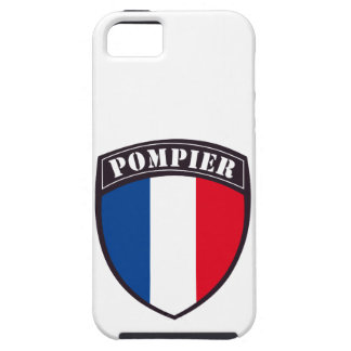 fireman of France iPhone 5 Covers
