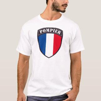 fireman of France T-Shirt