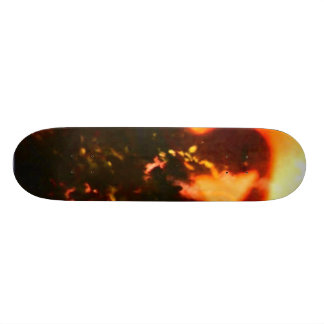 FIREMAN SKATE BOARD DECK