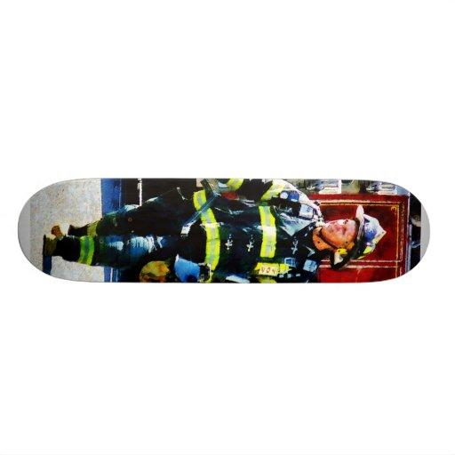 Fireman Skateboard Decks