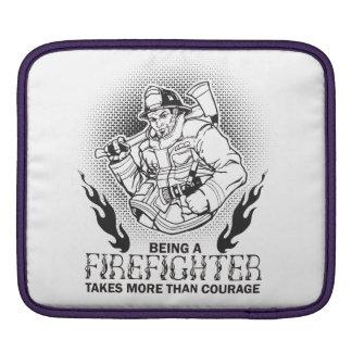 Fireman Sleeve For iPads