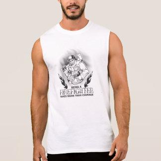 Fireman Sleeveless Shirt