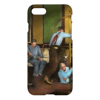 Fireman - The firebell rings 1922 iPhone 7 Case