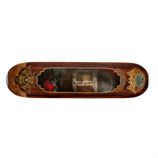 Fireman - The Mask Skate Board Deck