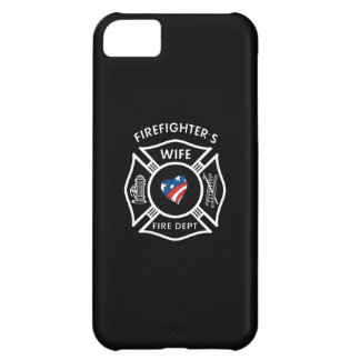 Fireman Wives USA Case For iPhone 5C